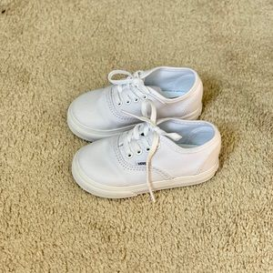 Vans Shoes - Toddler Authentic Vans